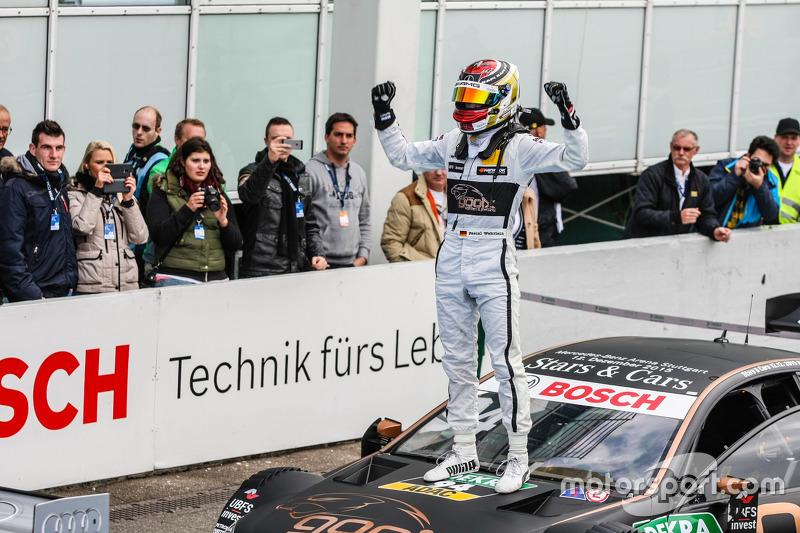 Чемпион 2015 года - Паскаль Верляйн, HWA AG Mercedes-AMG C63 DTM