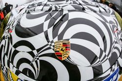 Porsche detayı