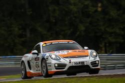 #454 Prosport Performance Porsche Cayman: Earl Bamber, Kelvin van der Linde, Thomas Krebs