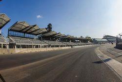 Autodromo Hermanos Rodriguez, panoramica