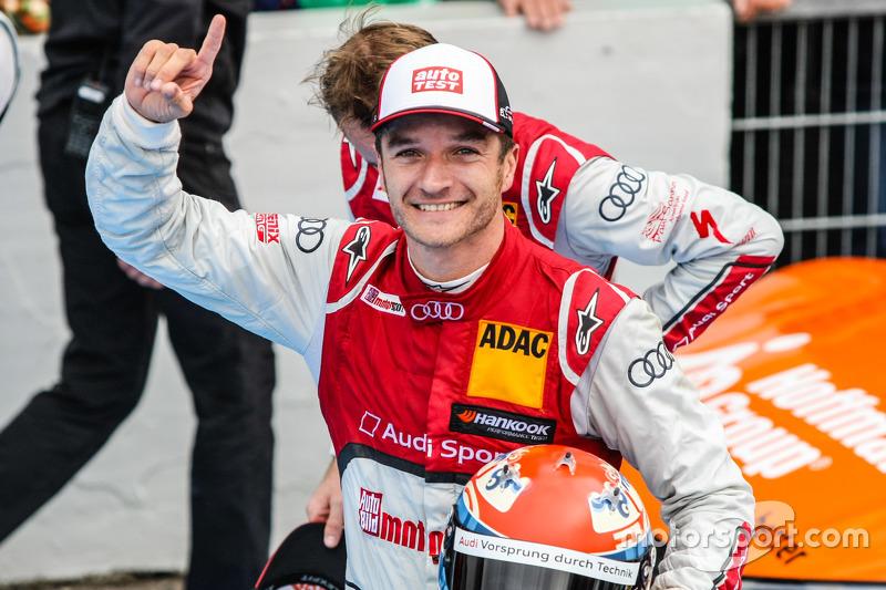 Победитель гонки - Тимо Шайдер, Audi Sport Team Phoenix Audi RS 5 DTM