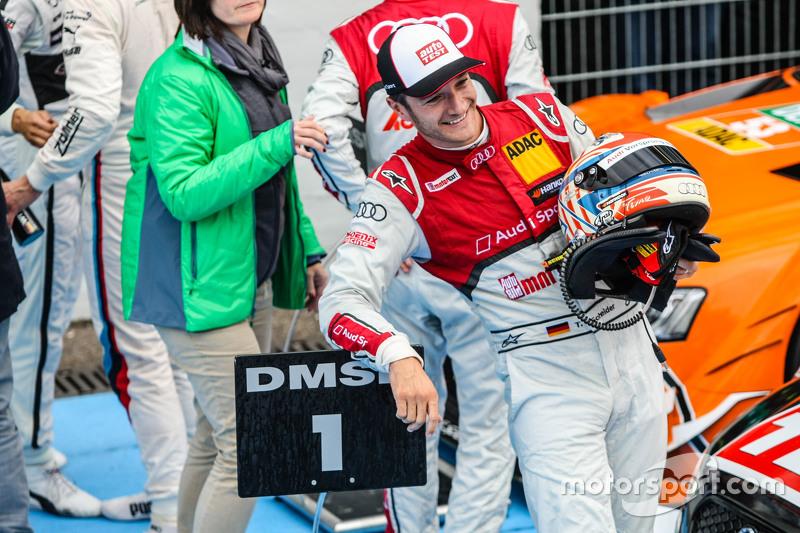 Переможець Тімо Шайдер , Audi Sport Team Phoenix Audi RS 5 DTM