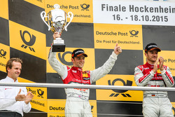 Segundo lugar Jamie Green , Audi Sport Team Rosberg Audi RS 5 DTM