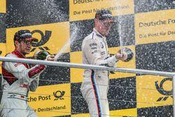 Le troisième, Maxime Martin , BMW Team RMG BMW M4 DTM