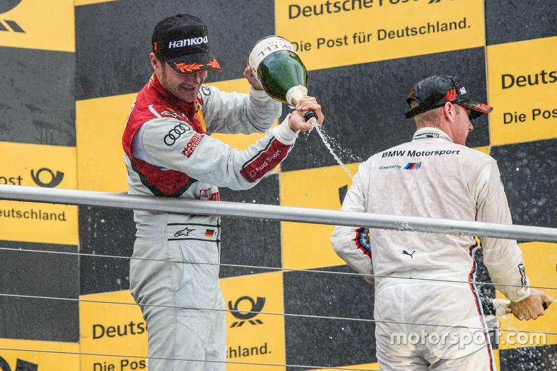 Race Winner, Timo Scheider , Audi Sport Team Phoenix Audi RS 5 DTM
