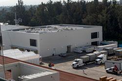 Vista General Autódromo Hermanos Rodríguez Centro de Medios