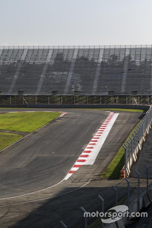 Vista General Autódromo Hermanos Rodríguez