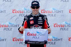 Pole Matt Kenseth, Joe Gibbs Racing Toyota