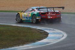 #64 AF Corse Ferrari F458 Italia GT3: Mads Rasmussen, Felipe Barreiros, Francisco Guedes