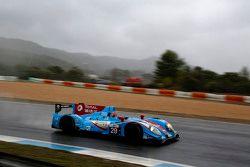 #29 Pegasus Racing Morgan - Nissan: David Cheng, Leo Roussel, Jonathan Coleman