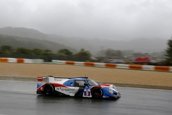 #9 Graff Racing Ligier JS P3 - Nissan: Eric Trouillet, Garry Findlay, Thomas Accary