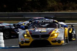 #52 BMW Marc VDS Takımı BMW Z4: Andy Priaulx, Henry Hassid, Jesse Krohn