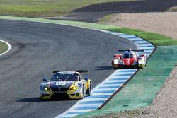 #52 BMW Team Marc VDS BMW Z4: Andy Priaulx, Henry Hassid, Jesse Krohn
