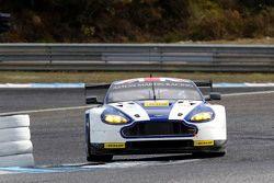 #99 Aston Martin Racing Aston Martin Vantage V8: Andrew Howard, Jonathan Adam, Alexander MacDowall