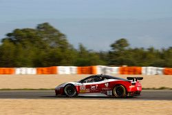 #60 Formula Racing Ferrari F458 İtalya: Johnny Laursen, Mikkel Mac, Andrea Rizzoli
