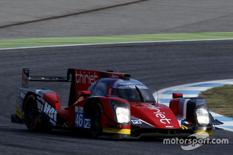 #46 Thiriet by TDS Racing Oreca 05 - Nissan: Pierre Thiriet, Ludovic Badey, Ніколя Лапьер