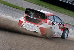 Manfred Stohl, World RX Avusturya Takımı Ford Fiesta ST