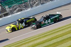 Cale Conley, TriStar Motorsports Toyota and David Starr, TriStar Motorsports Toyota
