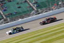 Blake Koch, TriStar Motorsports Toyota and Mason Mingus