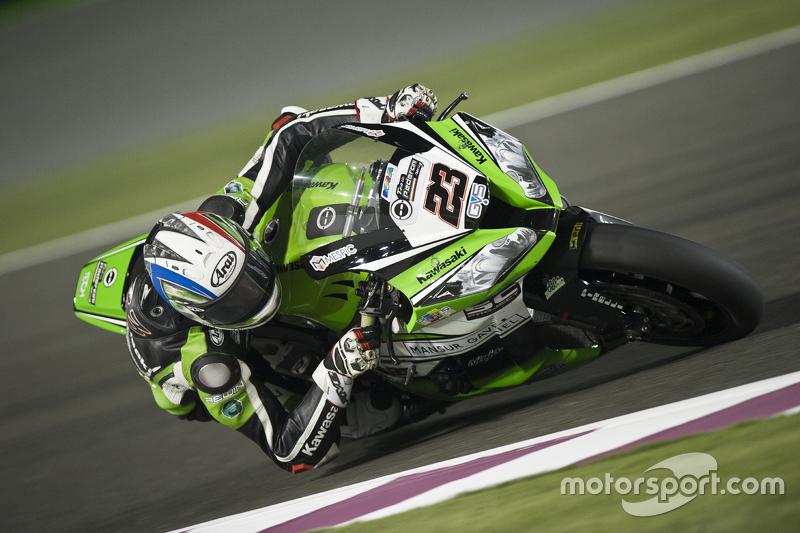 Christophe Ponsson, Team Pedercini