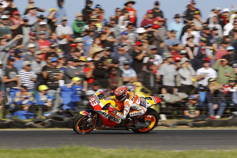 Pemenang 2015, Marc Marquez, Repsol Honda Team