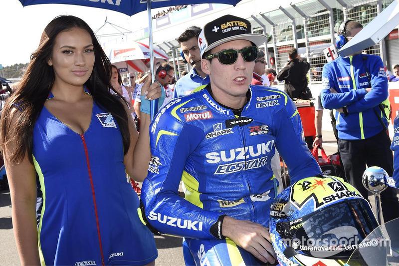 Алеш Эспаргаро, Team Suzuki MotoGP
