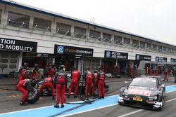 Adrien Tambay, Audi Sport Team Abt Sportsline Audi RS 5 DTM, Timo Scheider, Audi Sport Team Phoenix