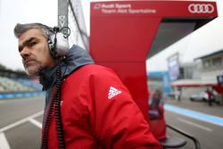 Dieter Gass, Leiter Audi Sport