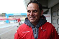 Hans-Jürgen Abt, Head of Audi Sport Team Abt Sportsline