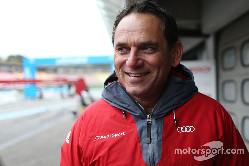 Hans-Jürgen Abt, Teamchef Audi Sport Team Abt Sportsline