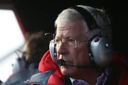 Arno Zensen, Audi Sport Team Rosberg, Teamchef