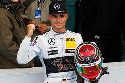 El campeón 2015, Pascal Wehrlein, HWA AG