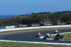 Johann Zarco, Ajo Motorsport et Xavier Siméon, Federal Oil Gresini Moto2