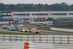 Départ : Jamie Green, Audi Sport Team Rosberg Audi RS 5 DTM mène