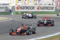 Julio Moreno, ThreeBond with T-Sport Dallara NBE and Dorian Boccolacci, Signature Dallara Volkswagen