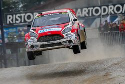 Андреас Баккеруд, Ford Fiesta