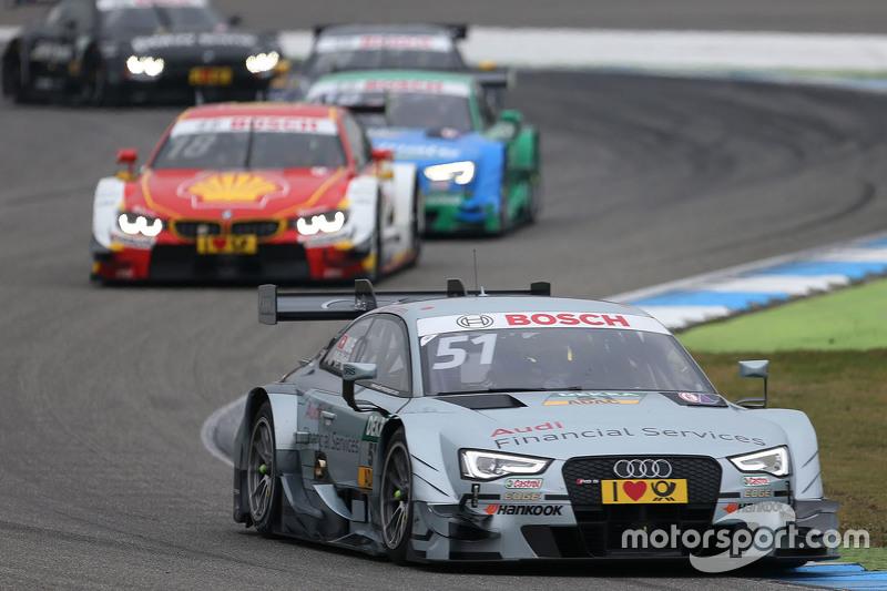 Нико Мюллер, Audi Sport Team Rosberg Audi RS 5 DTM