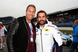Timo Glock, BMW Team MTEK BMW M4 DTM avec Kai Ebel