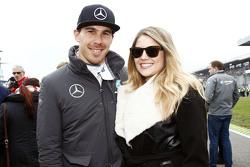 Роберт Уикенс, HWA AG Mercedes-AMG C63 DTM и Карли Вудс
