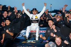 Le Champion DTM 2015 Pascal Wehrlein, HWA AG