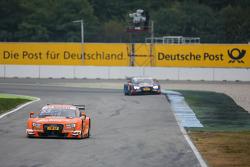 Джеймі Грін, Audi Sport Team Rosberg Audi RS 5 DTM лідирує Маттіас Екстрем, Audi Sport Team Abt Sp
