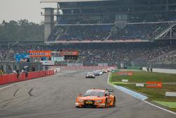 Jamie Green, Audi Sport Team Rosberg Audi RS 5 DTM mène
