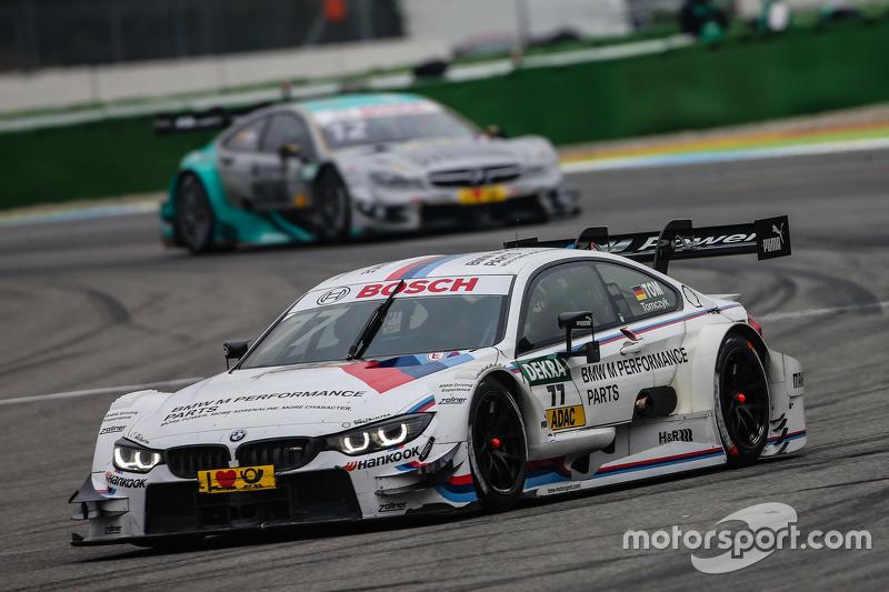 2015 (титул конструктора): BMW M4 DTM