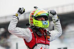 Le vainqueur Jamie Green, Audi Sport Team Rosberg Audi RS 5 DTM