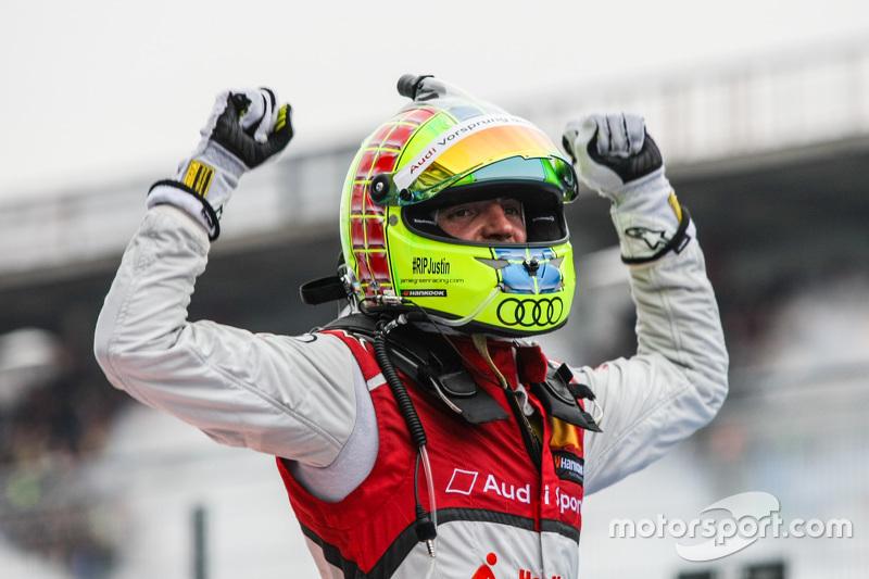 Переможець, Джеймі Грін, Audi Sport Team Rosberg Audi RS 5 DTM