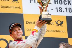 Le deuxième, Mattias Ekström, Audi Sport Team Abt Sportsline, Audi A5 DTM
