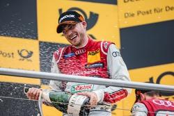 Le troisième, Edoardo Mortara, Audi Sport Team Abt Audi RS 5 DTM