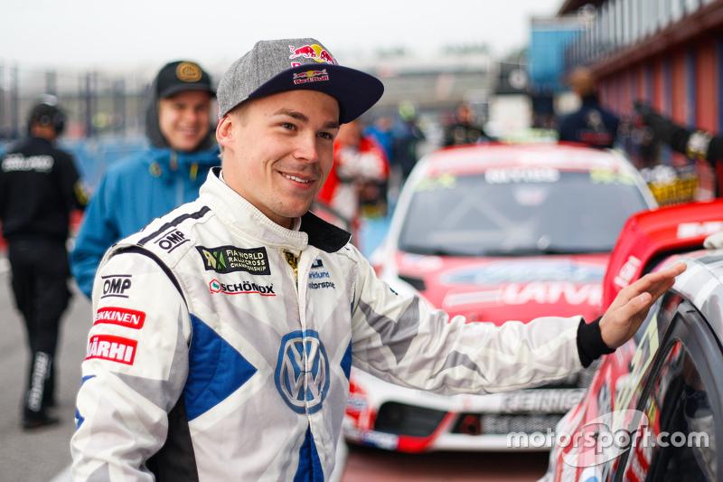 Томас Хейккинен, Marklund Motorsport