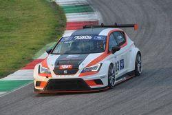 Jordi Gene Guerrero, Seat Motorsport Italia, Seat Leon Racer-TCR #103