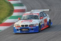 BMW M3 E46 #2 Walter Palazzo e Massimo Zanin, W & D Racing Team